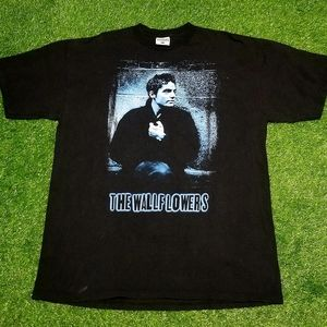 Vintage 90's The Wallflowers Tour Shirt